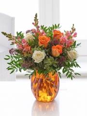 Captivating Autumn Vase